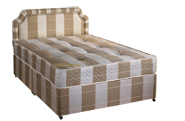 Open Coil Divan Beds